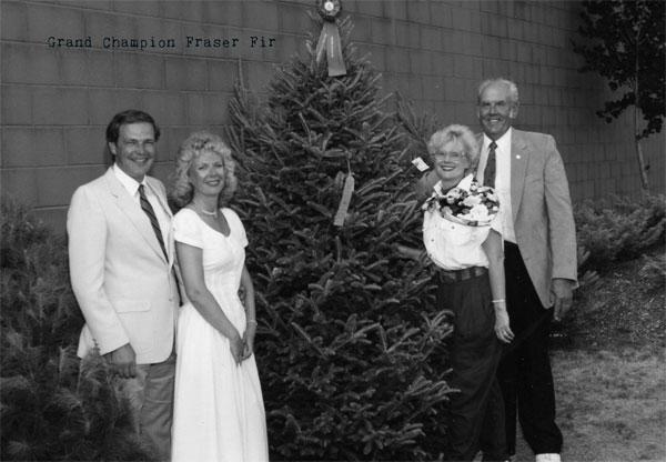 Frasier Fir - Northern Family Farms History
