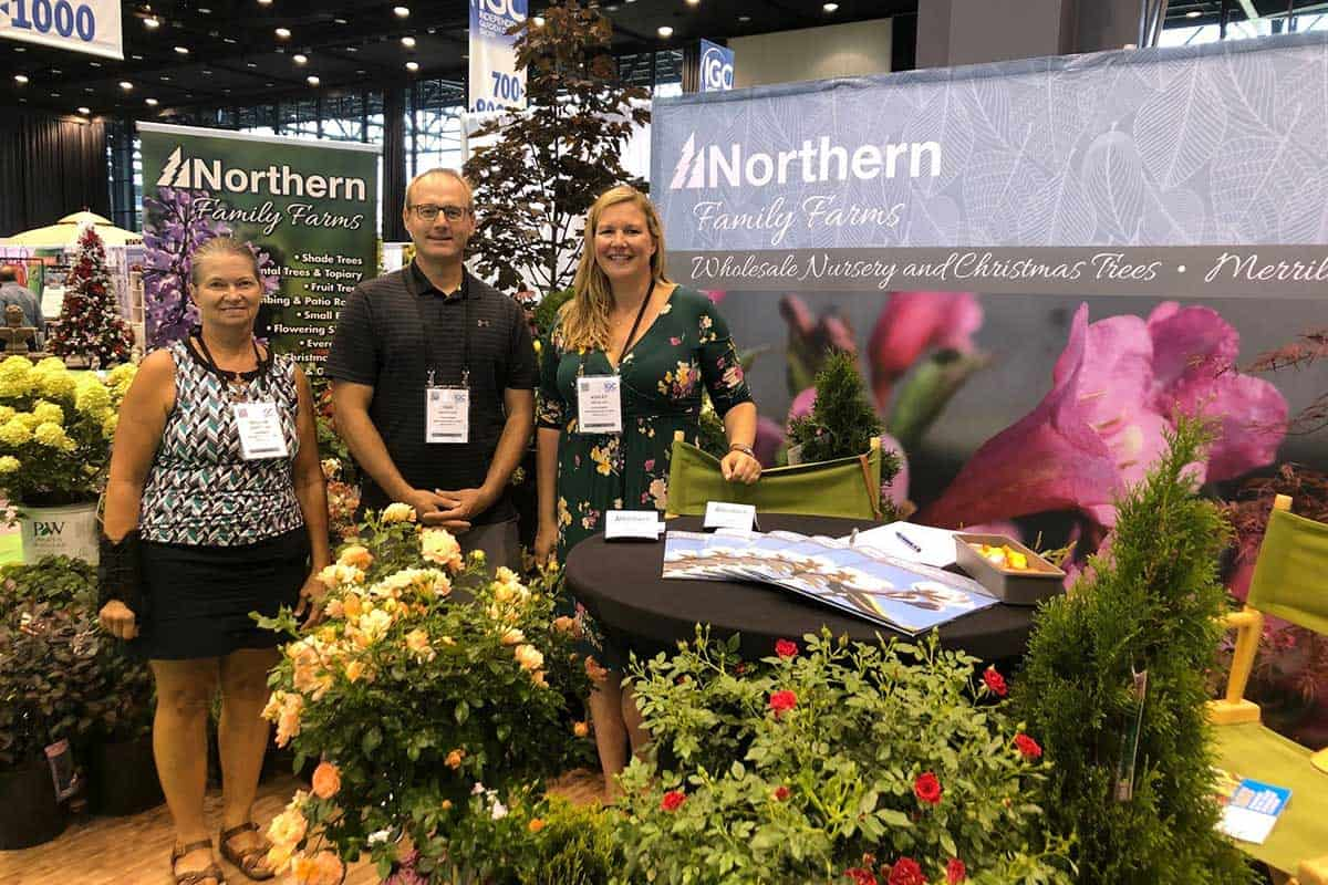 Northern Family Farms Chicago Show